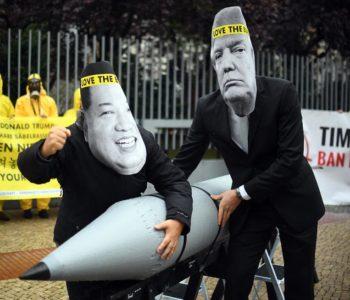 Nobela za mir dobila kampanja za zabranu nuklearnog oružja