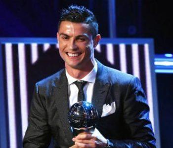 FIFA proglasila Ronalda najboljim na svijetu