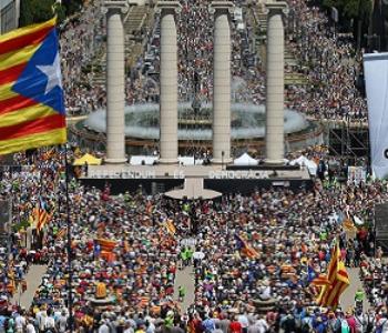 Katalonska regionalna vlada objavila: '90% Katalonaca glasovalo za neovisnost!'