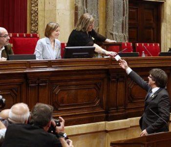 Katalonski parlament izglasao neovisnost, Madrid se sprema srušiti vlast i preuzeti kontrolu
