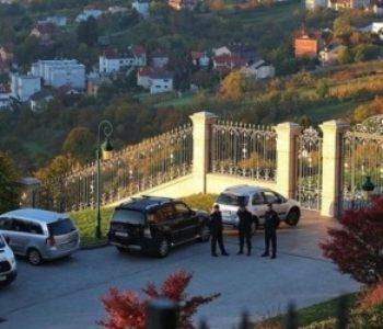 AKCIJA AGROKOR: Policija upala u dvore Todorićevih