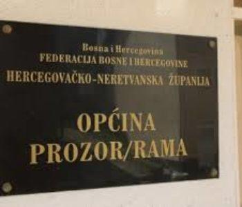 NAJAVA: 11. sjednica Općinskog vijeća Prozor-Rama