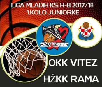 HŽKK Rama: Košarkašice startaju u subotu