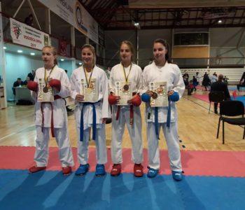 KK EMPI : Šest medalja u Vogošći
