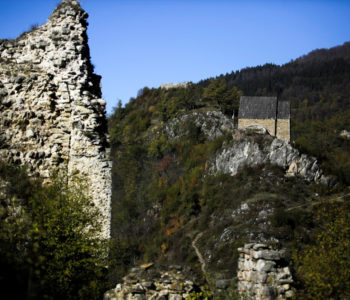 Bobovac prije 15 godina proglašen nacionalnim spomenikom: Kraljevski grad česta meta vandala