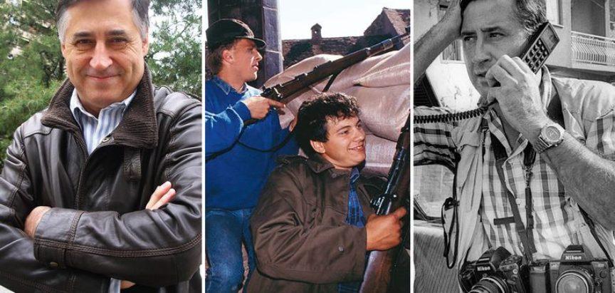 POSLJEDNJI STRANI NOVINAR U VUKOVARU 1991. 'Sjećam se kako smo snimali Hrvate dok uništavaju tenkove, a onda je kolega ulovio 40 sekundi za vječnost'
