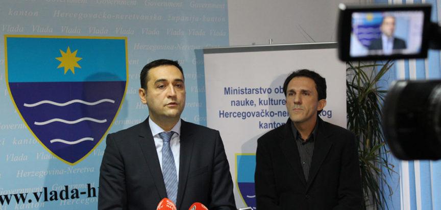 """Održana konferencija za medije na temu """"Kriteriji za provedbu javnih natječaja"""""""