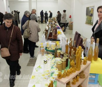 U Mostaru u Kosači održan sajam meda