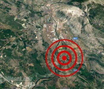 Jak potres pogodio Hercegovinu