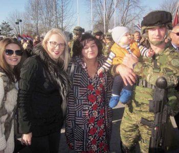 Martin Ratkić odlazi u drugu mirovnu misiju kao hrvatski vojnik