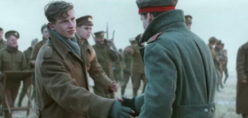 Božić jači od rata