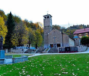 Nova crkva na Gračacu