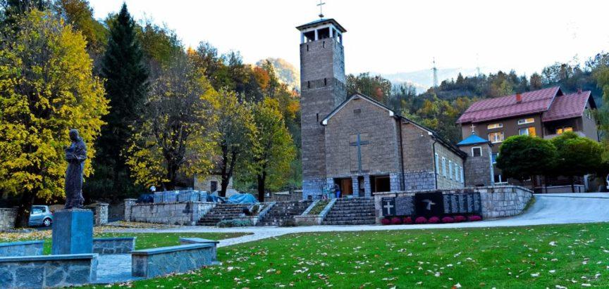 Stanje vjernika u župi svetog Ante Gračac