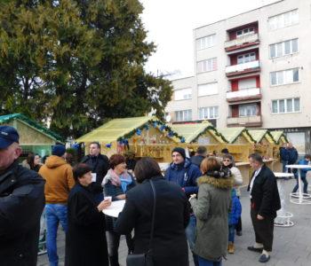 Službeno otvoren 5. bugojanski božićni sajam