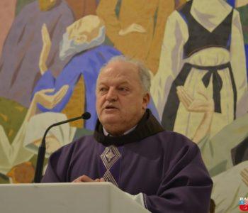 Prof. dr. fra Ivan Šarčević: Najteže iskustvo u našem životu je osjetiti nepravdu