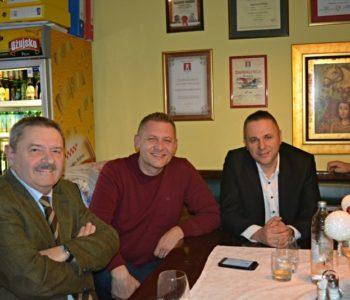 Predsjednik Hrvatske seljačke stranke Krešo Beljak razgovarao sa izaslanstvom HSS Stjepana Radića BiH