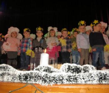 """FOTO: Božićna priredba Dječjeg vrtića """"Ciciban"""""""