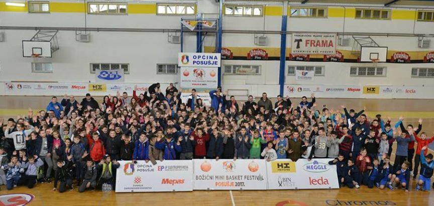 Održan Božićni turnir za mlade košarkaše