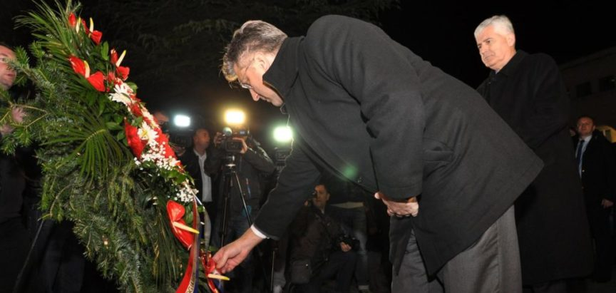 Premijer  Plenković u Mostaru: Hrvatska stoji uz bh. Hrvate