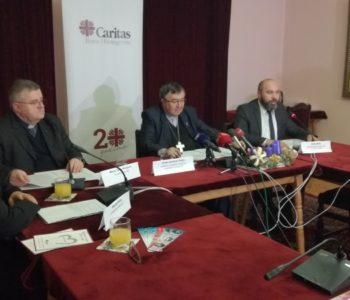Nedjelja Caritasa u BiH pod sloganom 'Živjeti jedni s drugima i jedni za druge!'
