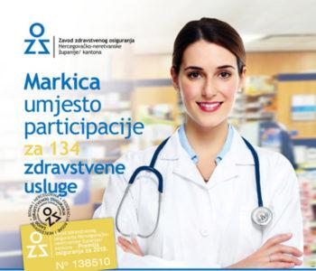 Počela je distribucija premije osiguranja (markica) za 2018. godinu