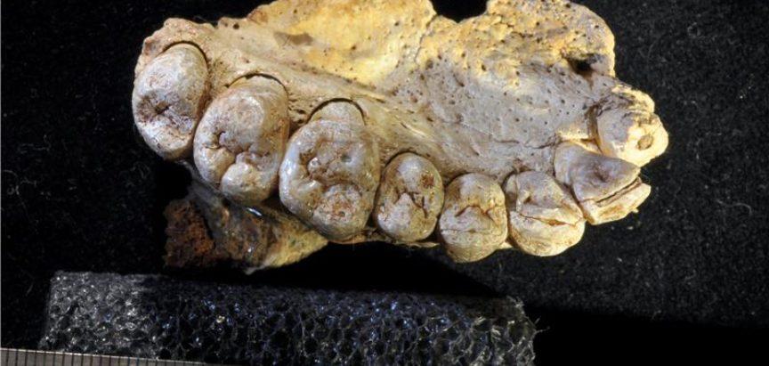 U izraelskoj spilji otkrivene najstarije kosti suvremenog čovjeka