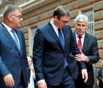 Izbori u Beogradu: Vučićev SNS proglasio pobjedu