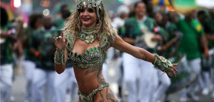 Brazil: Samba u Rio de Janeiru