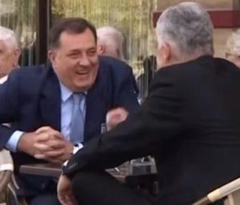 Dodik i Cvijanović kažu da je kriv sud u Haagu, a ne Karadžić