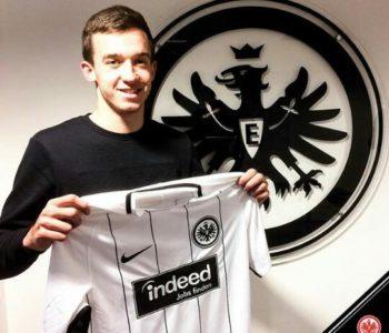 Ramski nogometaš Marijan Ćavar potpisao za Eintracht iz Frankfurta