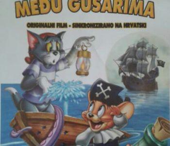 """NAJAVA: Crtani film """"Tom i Jerry među gusarima"""""""