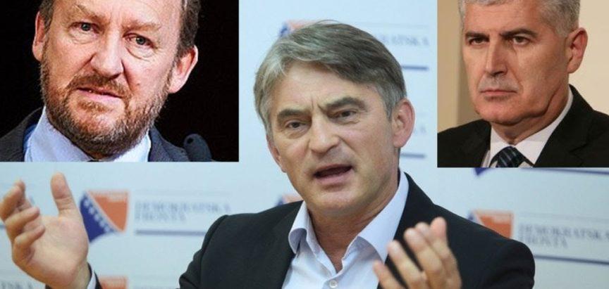 Joško Klisović: Izbor Komšića vodi u nove sukobe, Plenković je prekasno reagirao