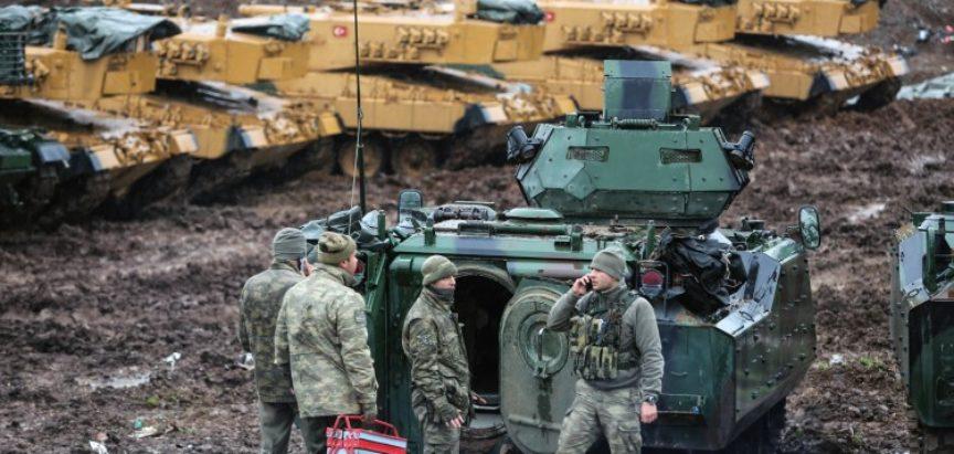 Ubijeno 260 pripadnika kurdske milicije, Turska nastavlja vojnu operaciju