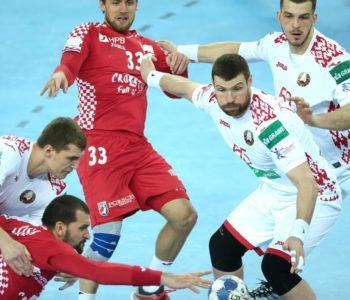 Hrvatska je pobijedila Bjelorusiju 25-23 u strašno neizvjesnoj utakmici u zagrebačkoj Areni
