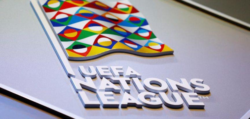 Izvučene skupine  Lige nacija