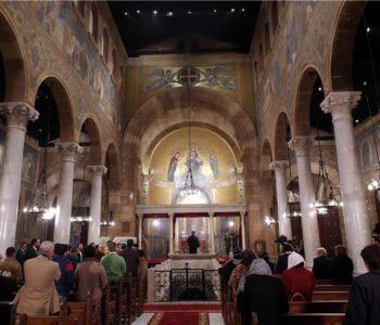 Egipatski koptski kršćani proslavili Božić uz jake sigurnosne mjere