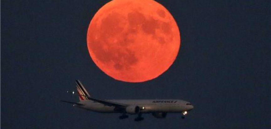 Stiže 'superkrvavi plavi Mjesec'