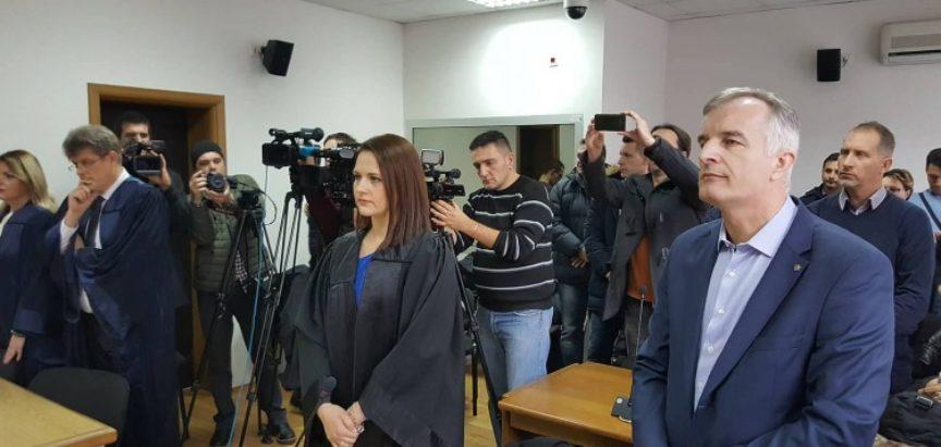 Lijanoviću devet, a njegovom savjetniku godina zatvora