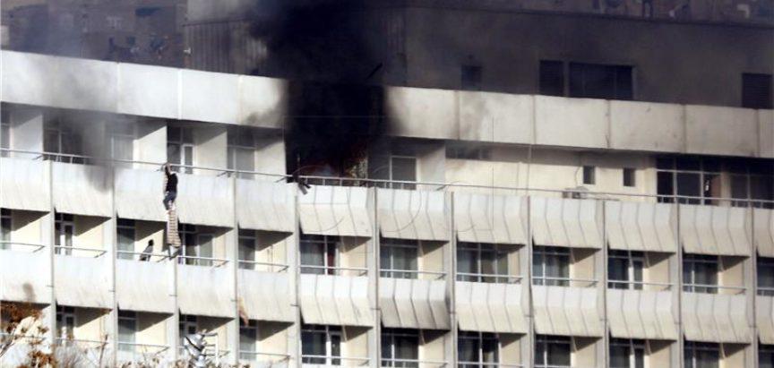 Najmanje 40 mrtvih u napadu na hotel Intercontinental u Afganistanu