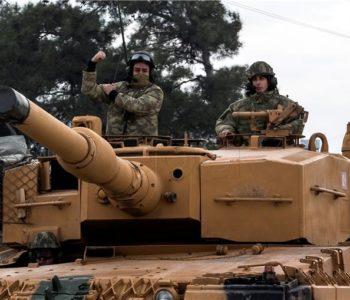 Turske kopnene snage ušle u sirijsku pokrajinu Afrin