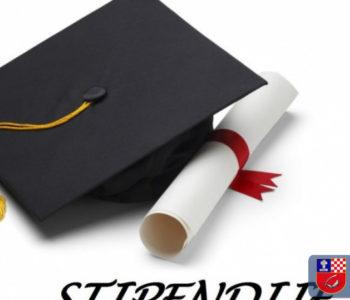 NATJEČAJ ZA DODJELU STIPENDIJA REDOVITIM STUDENTIMA  U AKADEMSKOJ 2019/20 GODINI