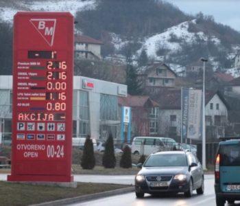 Nove cijene goriva koje nam  je donio set zakona o trošarinama u režiji vladajućih stranaka
