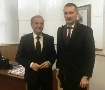 Grubeša i Bošnjaković razgovarali o pravnoj suradnji BiH i Hrvatske