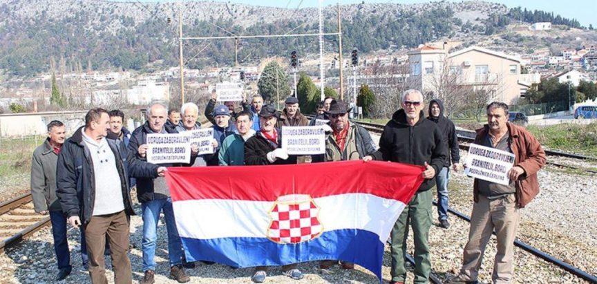 Gradski odbor HDZ-a 1990 Mostar pruža punu potporu braniteljima u zahtjevima za ispunjenje njihovih zasluženih prava