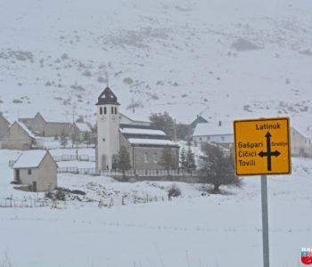 Foto: Nedjelja na 1126 metara i minus 8 stupnjeva