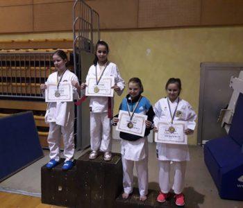 KK Empi: Naila Beganović prvakinja FBiH u karateu