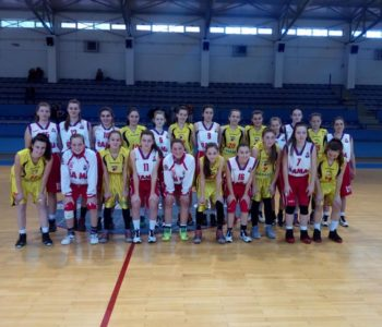 Košarkašice Rame slavile protiv Brotnja, košarkaši poraženi od KK Pepi sporta