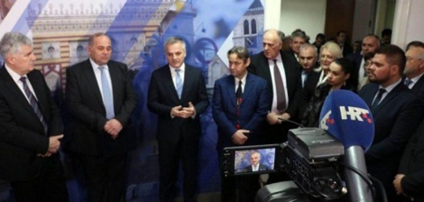 Nakon Mostara, dopisništvo HRT-a otvoreno i u Sarajevu