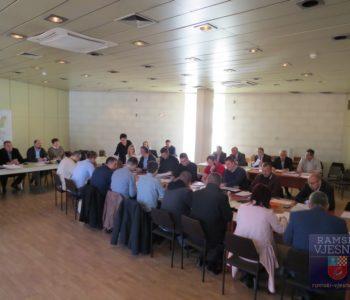 Održana 15. sjednica Općinskog vijeća Prozor – Rama