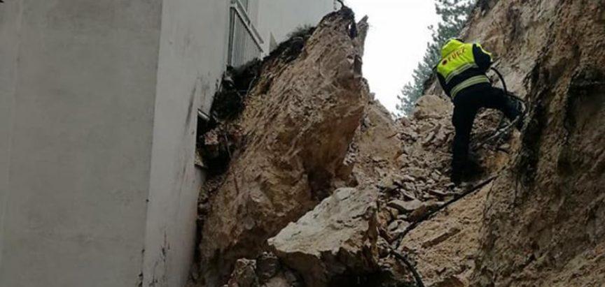 Stanje elementarne nepogode u Jablanici